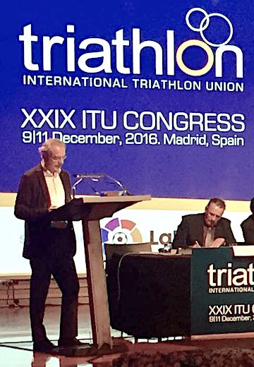 itu congress 2016